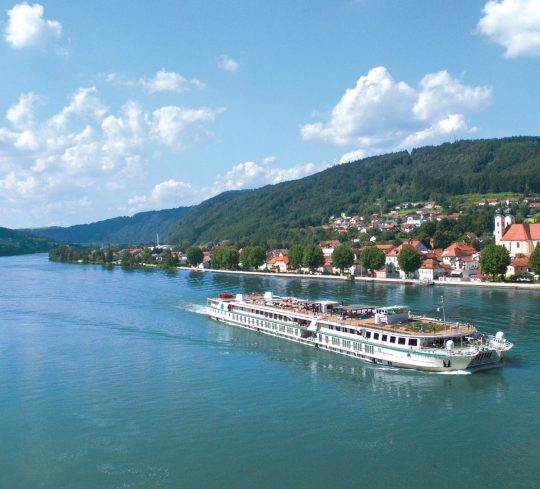 Crystal Weeklong River Cruises