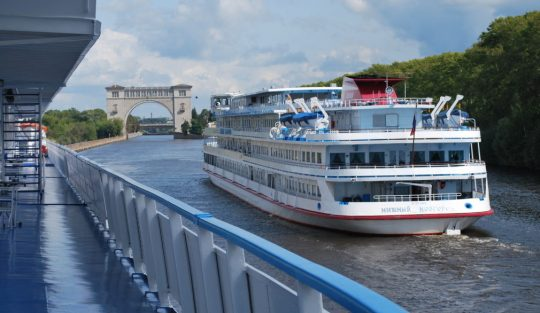 Mother Russia River Cruising