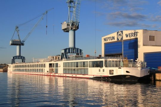 Viking River Cruises New Vessels