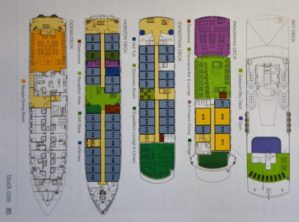 Big Ships Small Ships