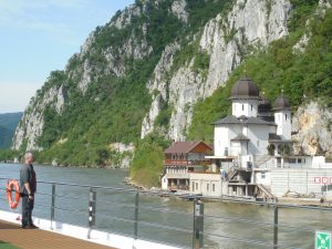 Eastern Europe Danube River