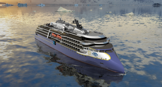 Lindblad Orders New Expedition Ship