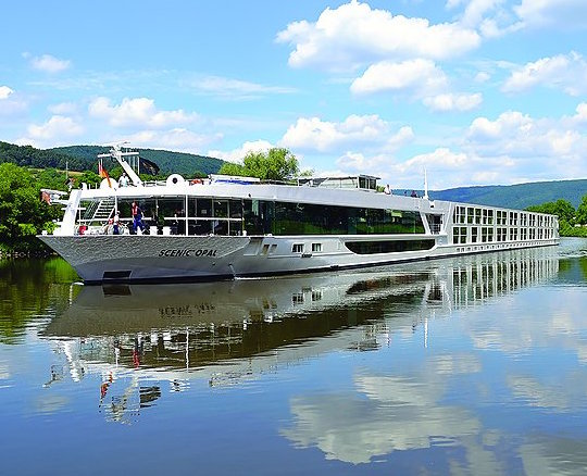 National Geographic River Cruises