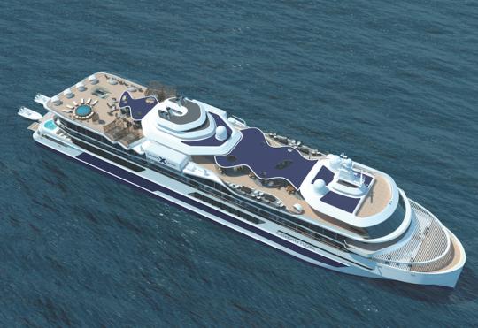 Celebrity's Custom-Built Galápagos Ship