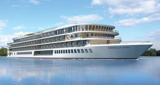 American Cruise Lines New European Design