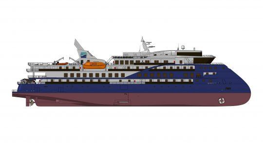 X-Bow hull design