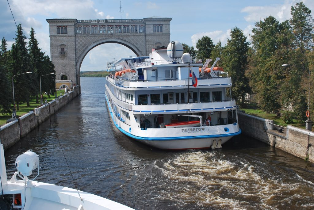 Russia River Cruising