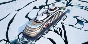 Ponant's Electric LNG Luxury Icebreaker