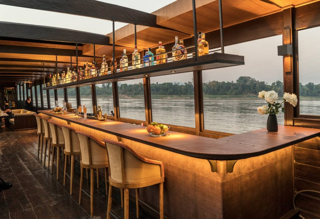 Short Laos Mekong River Cruises