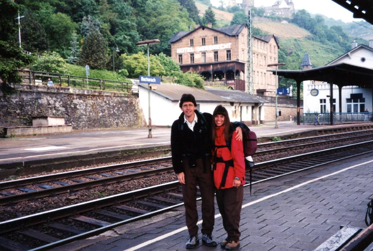 Elise & Tim Behind the Scenes