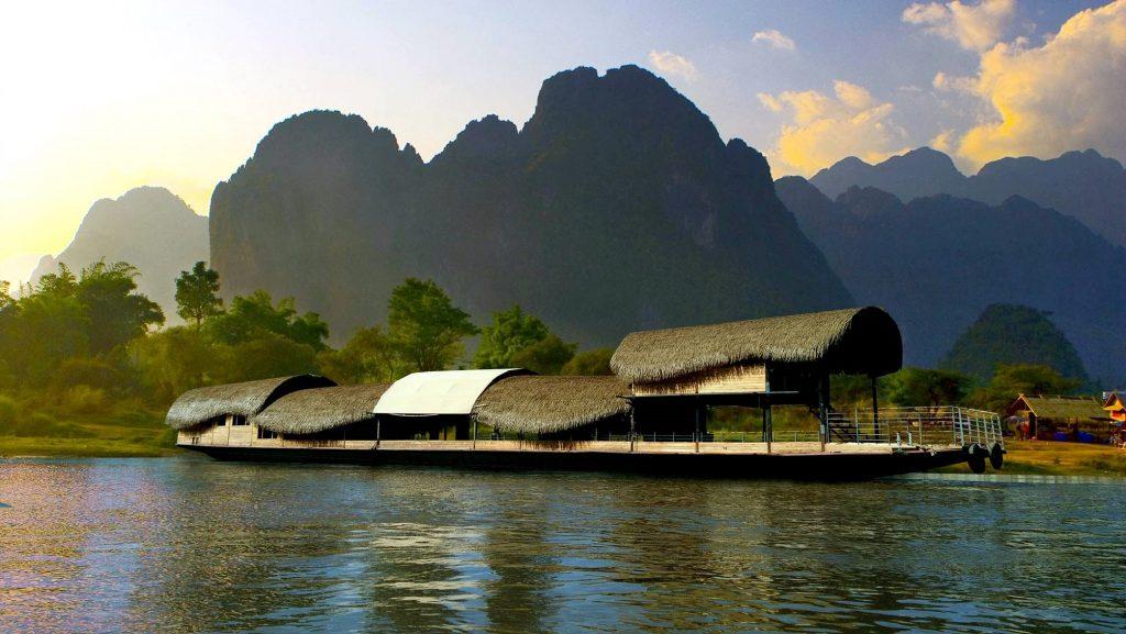 Short Laos Mekong River Cruises