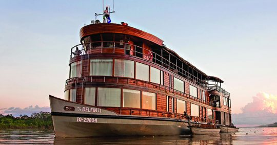 Small Ship Cruise Collection's Powell Ettinger