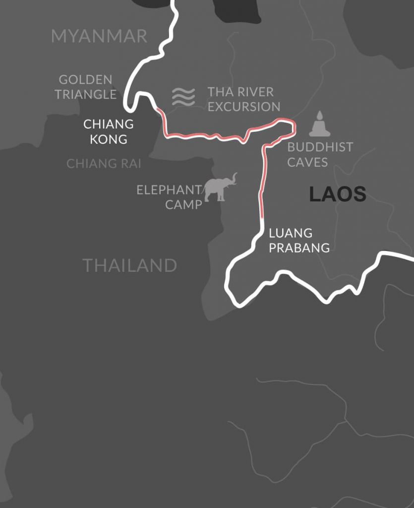 Laos Mekong River Cruises