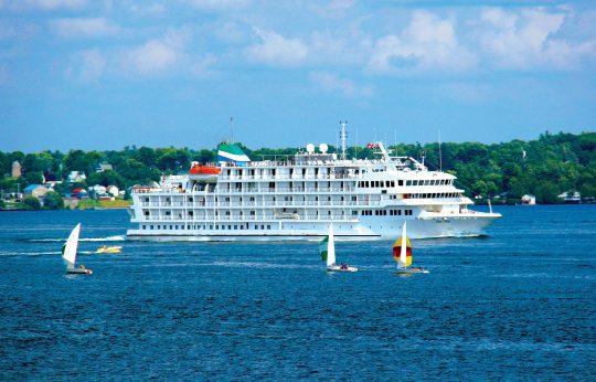 A new Pearl Seas cruise