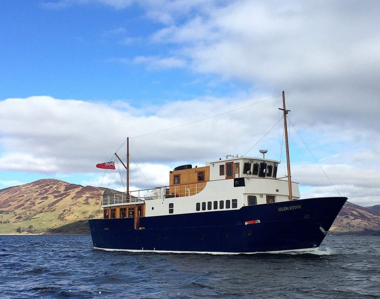 Quirkycruise News Scotland S Majestic Line Announces Fourth Vessel And New Destinations