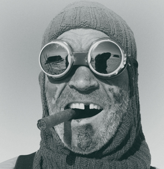Henry Worsley Antarctica Journey