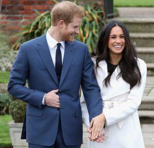 Royal Wedding Watchers