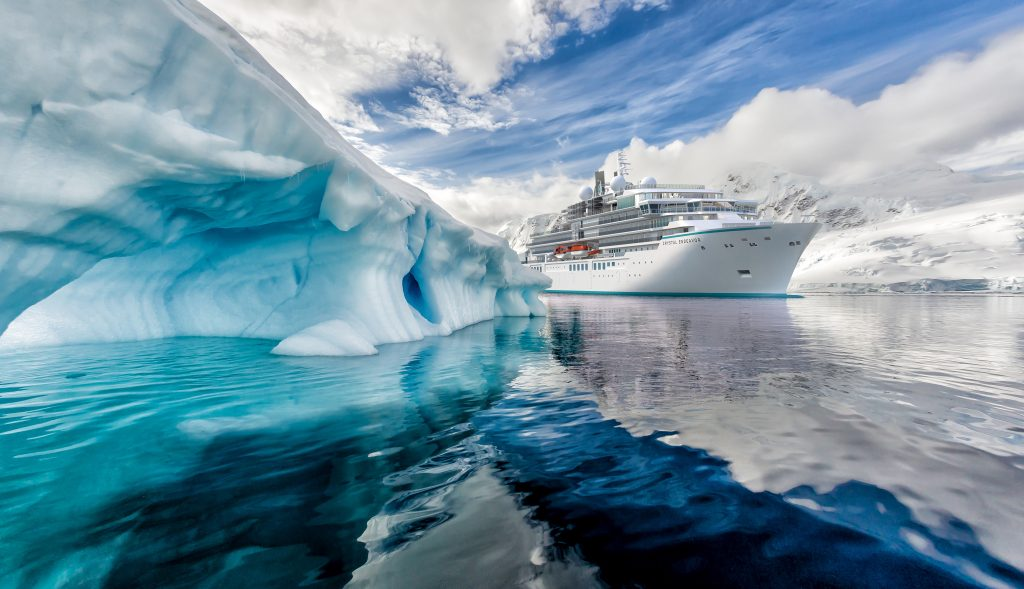 New Expedition Yacht Crystal Endeavor