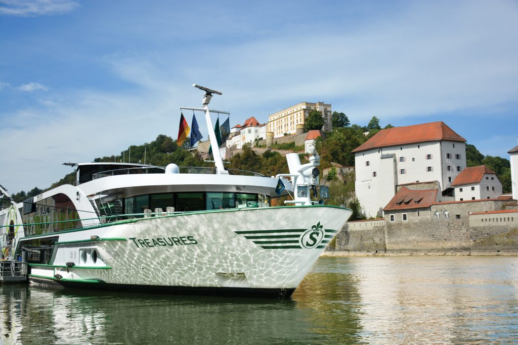 Tauck Riverboats Get Larger Rooms