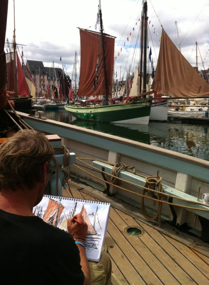 Trinity Sailing