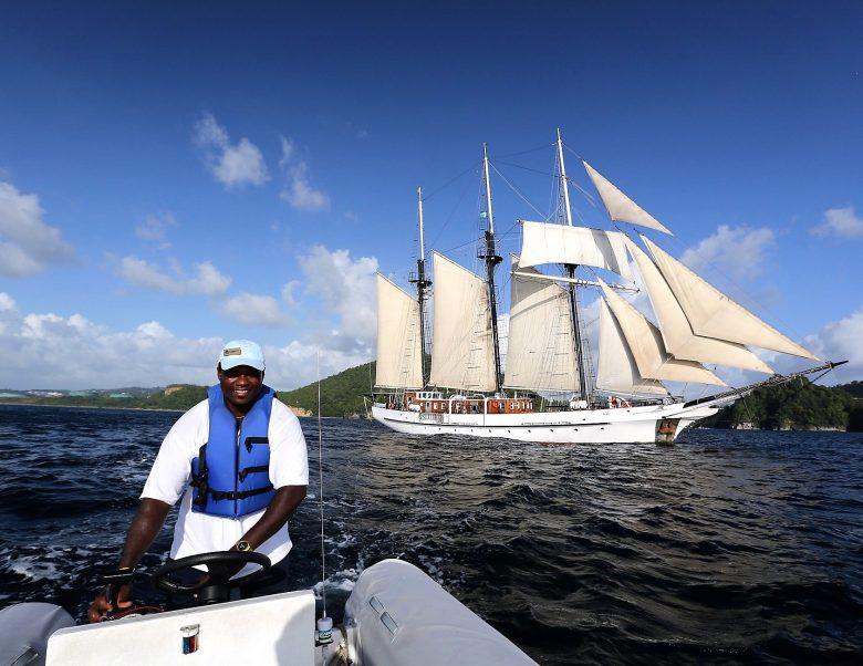 Island Windjammers Caribbean Adventure