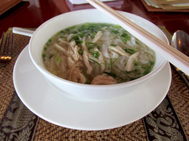 Angkor Pandaw Pho Soup On Board Credit Heidi Sarna Quirky Cruise