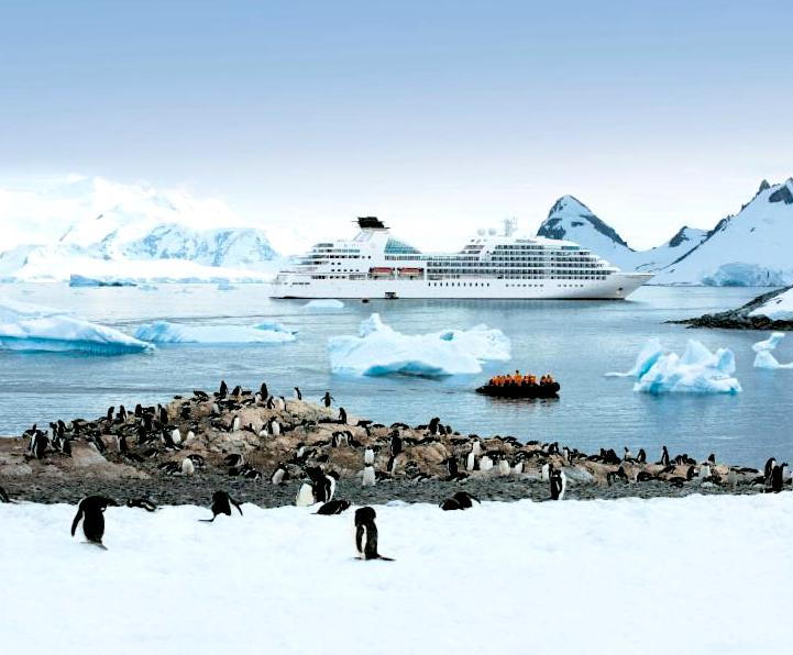 Seabourn Orders Two New Expedition Ships