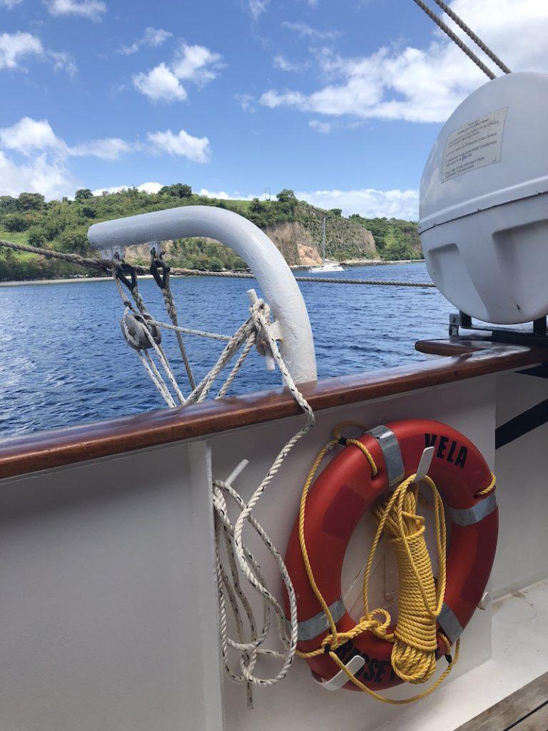 Island Windjammers' Caribbean Sailing Adventure
