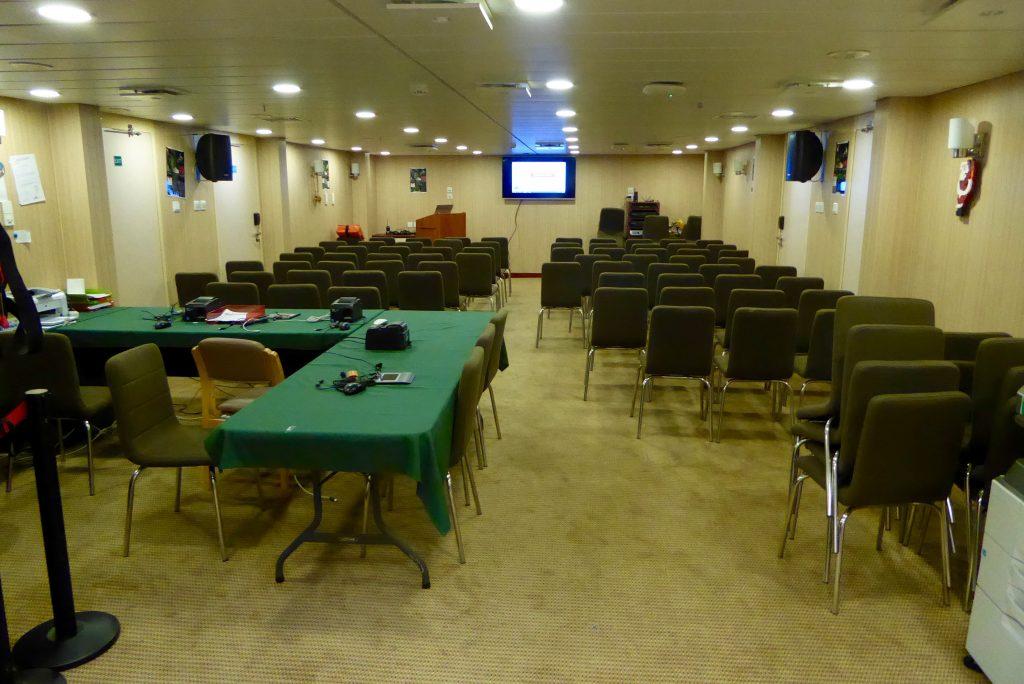 Aranui 5 conference room