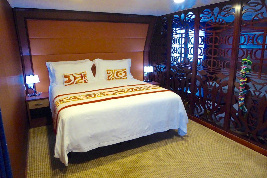 Royal Suite on Aranui Cruises