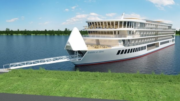 American Cruise Lines 5 New Riverboats