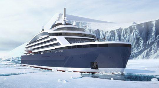 Ponant icebreaker