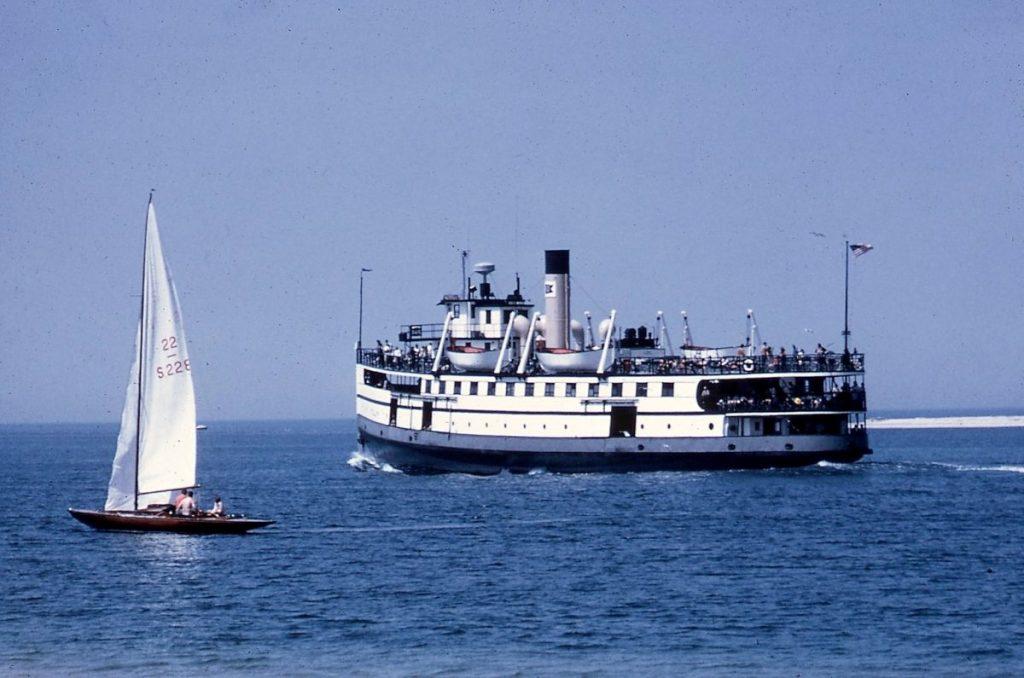 Nantucket Steamer