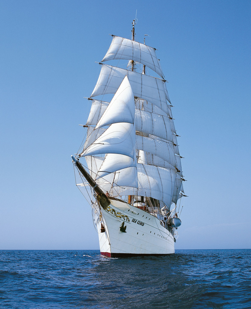 Quirky Cruise covers a number of sailing vessels that came into this world for a distinctly different purpose.