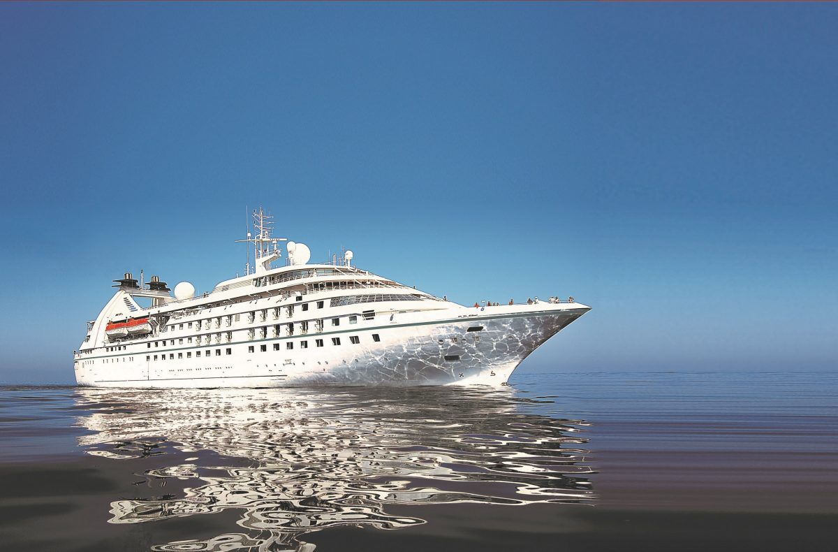 Windstar to Stretch Three Ships