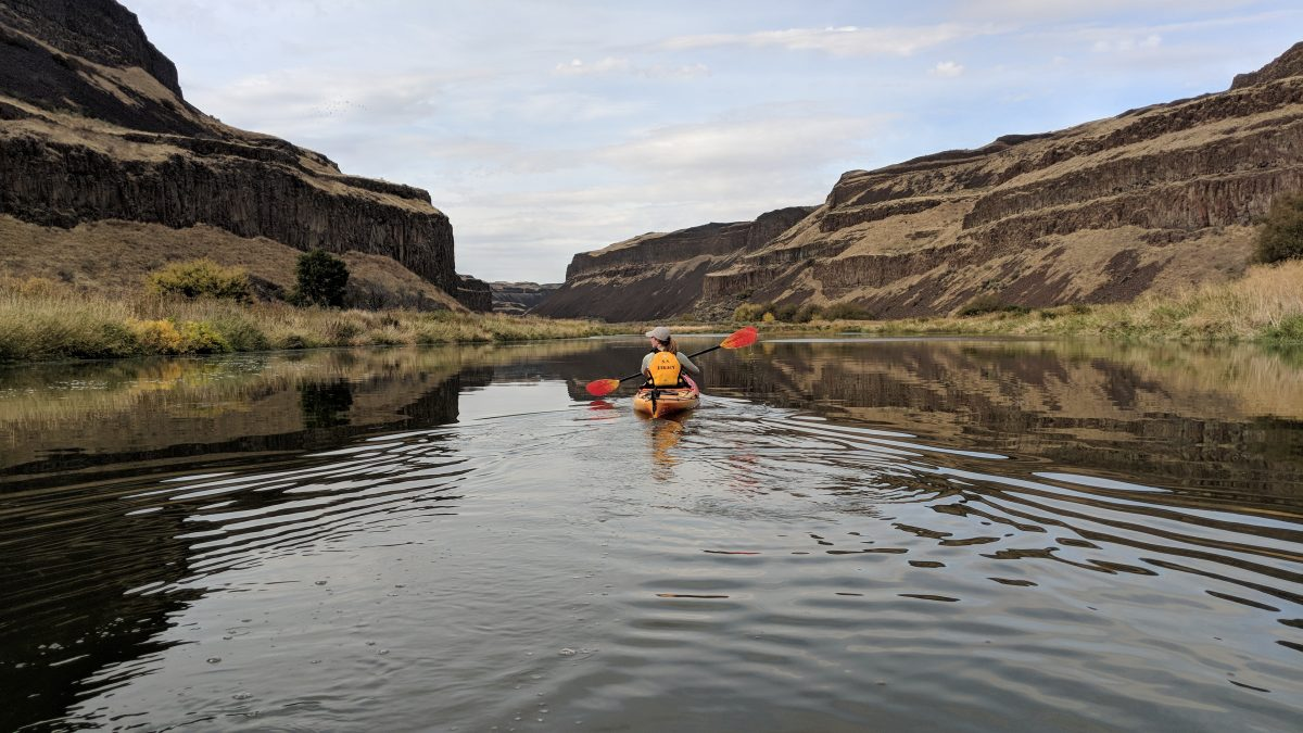 UnCruise Expedition Guide Sarah Sinn-White