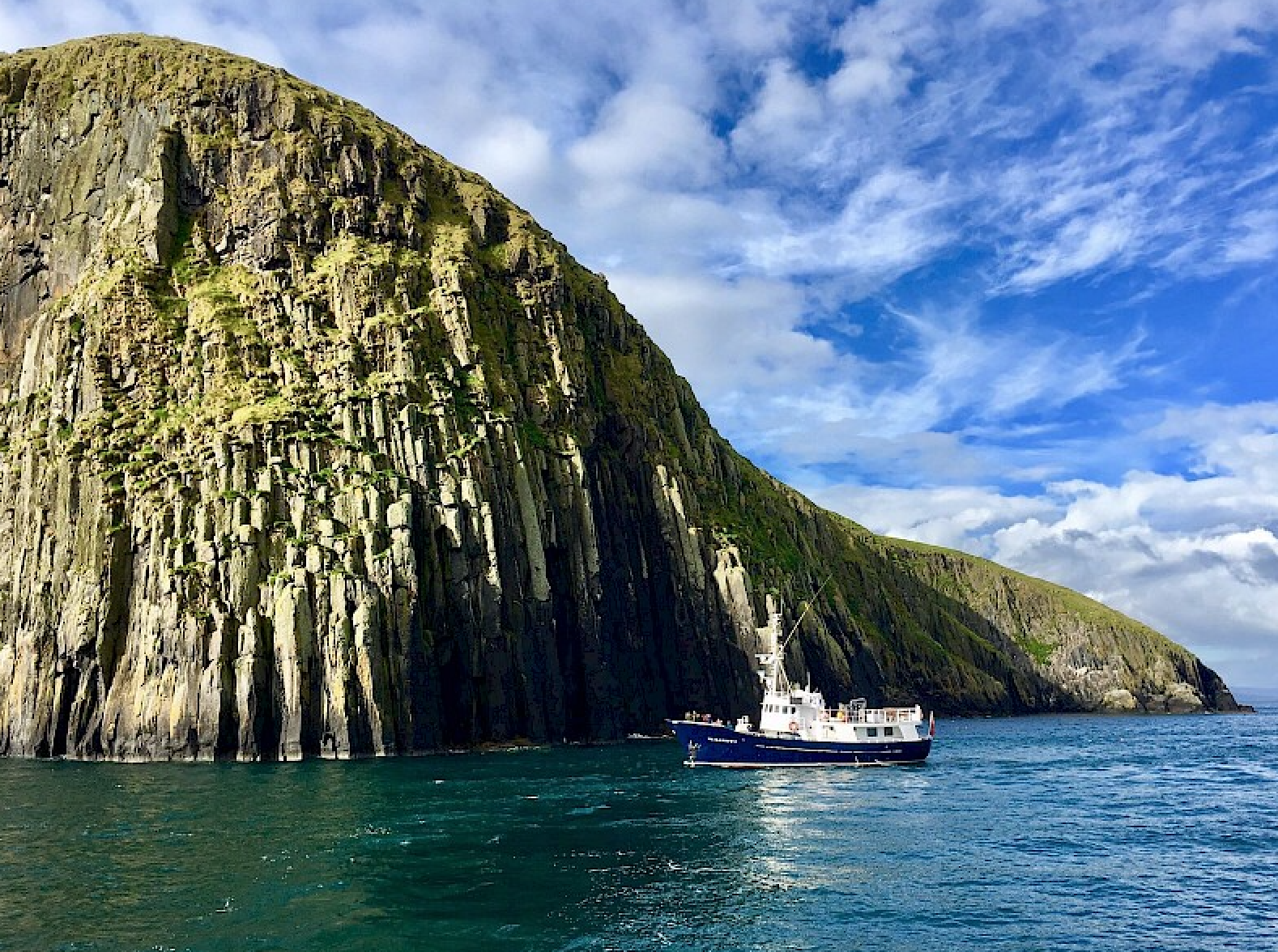 Hebrides Cruises the Shiant Isles