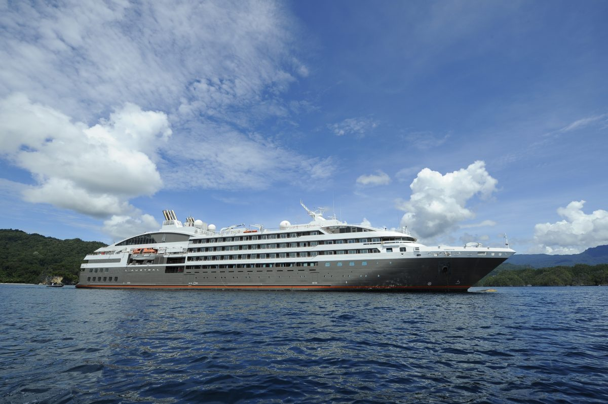 Ponant's Gastronomy, Vineyards and Grand Crus Cruise