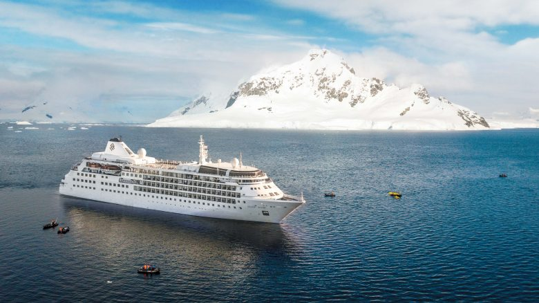 Quirkycruise News Silver Wind To Become Ice Class Ship