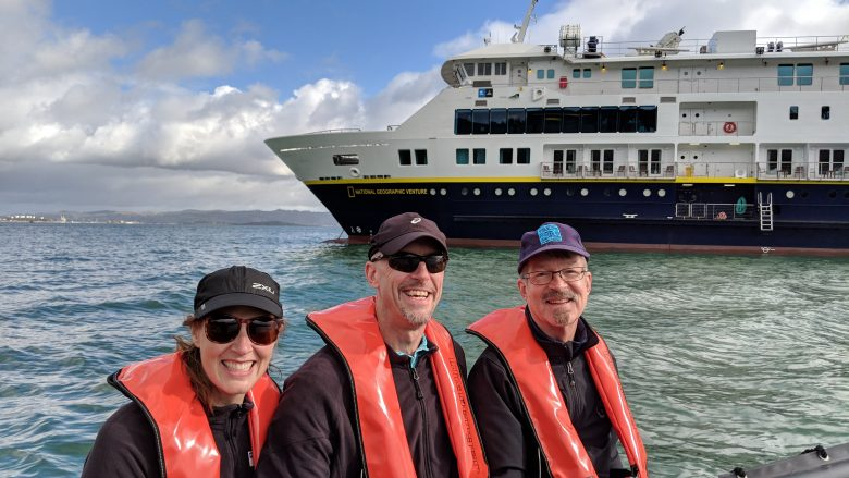 Lindblad Expeditions' New National Geographic Venture