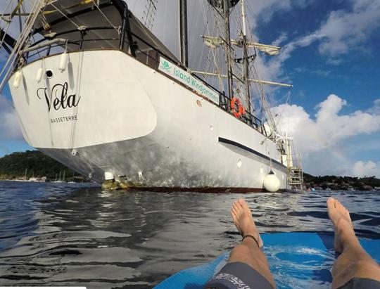 Island Windjammers Cruise Giveaway