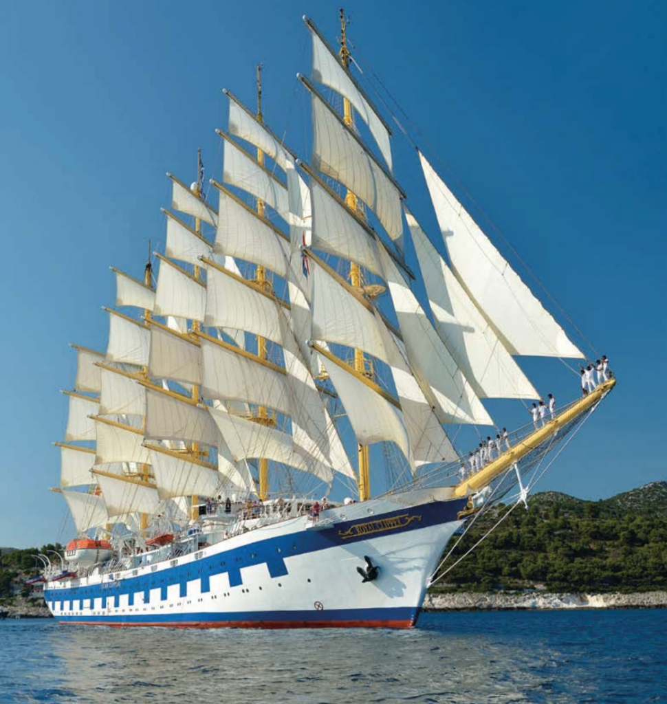 Star Clippers Adding New Ports