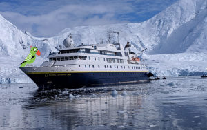 QuirkyCruise Reader Review: NAT GEO ORION in Antarctica (Lindblad) by Anisha M.