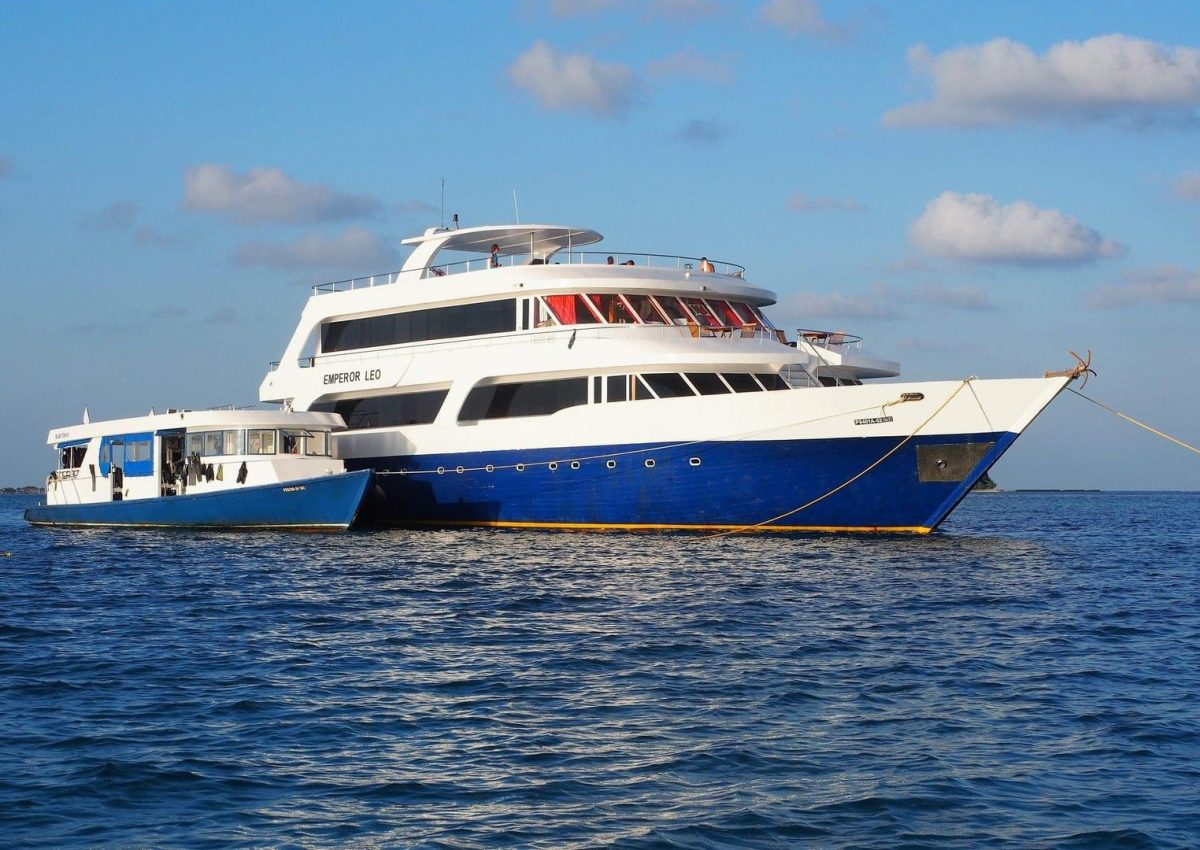Liveaboard Dive Boats