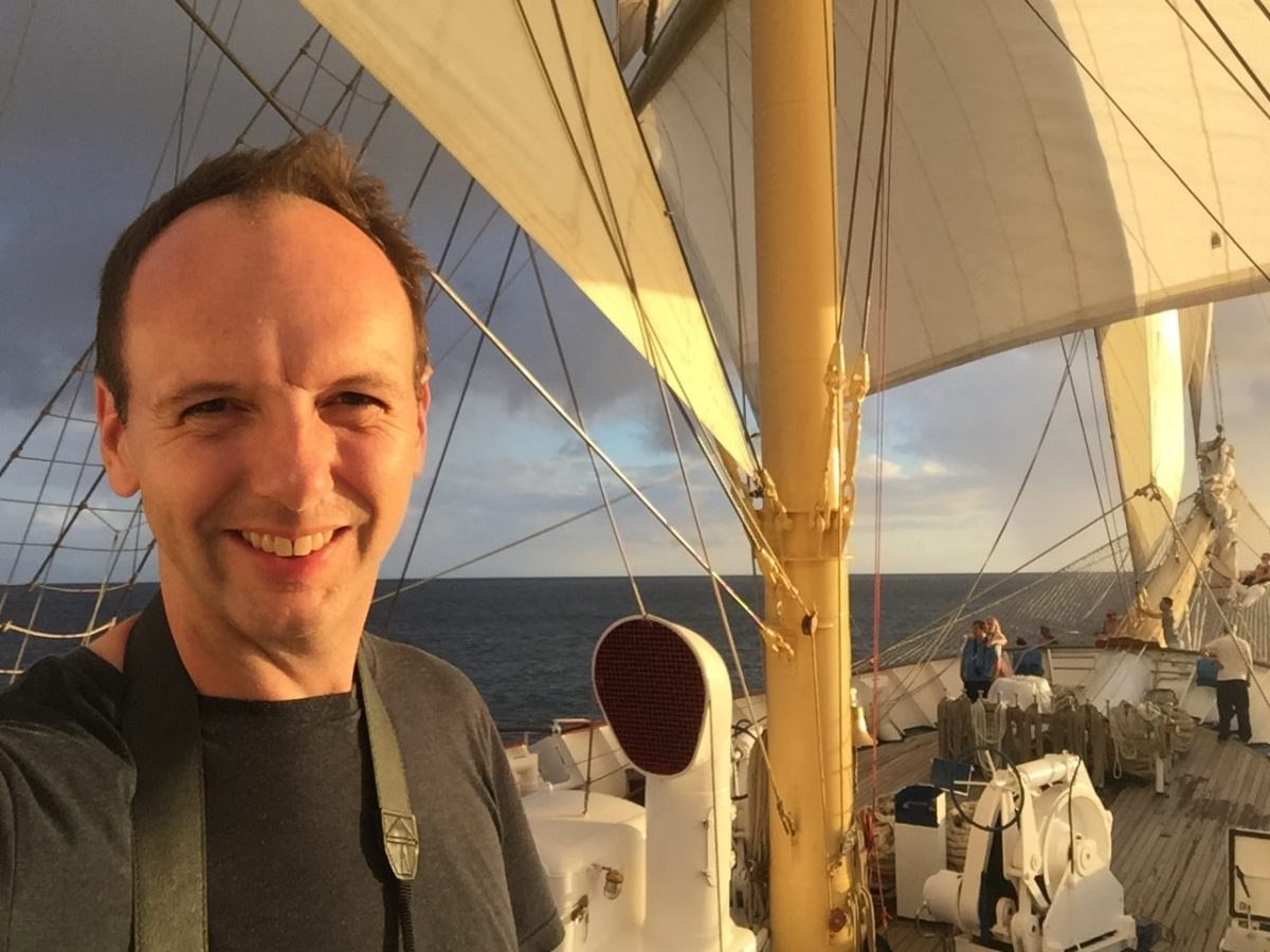 Cruise Expert Gene Sloan Talks Travel