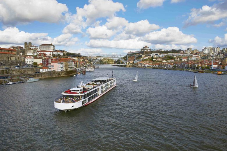 Viking Debuting 7 New River Vessels