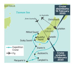 Fly-Free from Australia Cruise Offers