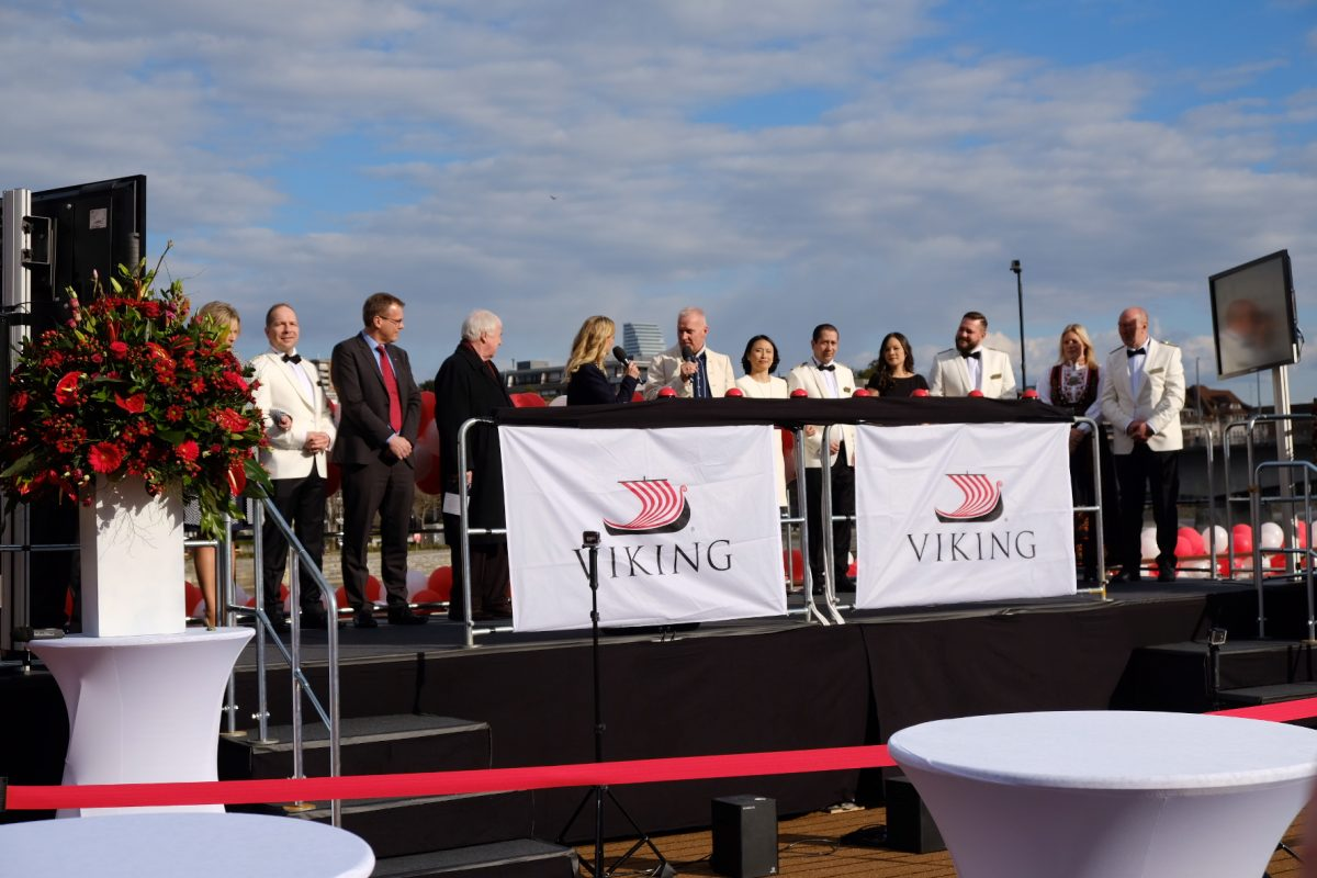 Viking Cruises Names 7 New Riverboats