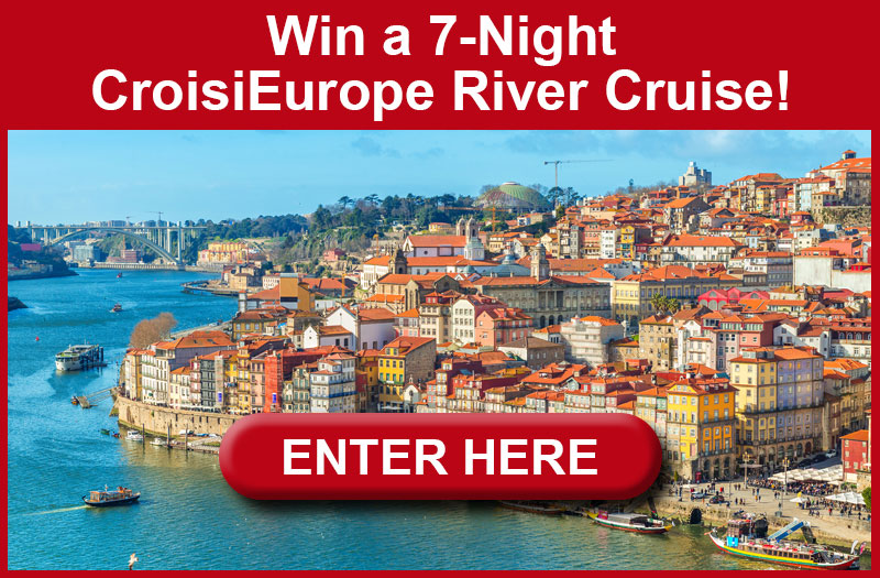 Enter to win a 7-night Danube River cruise