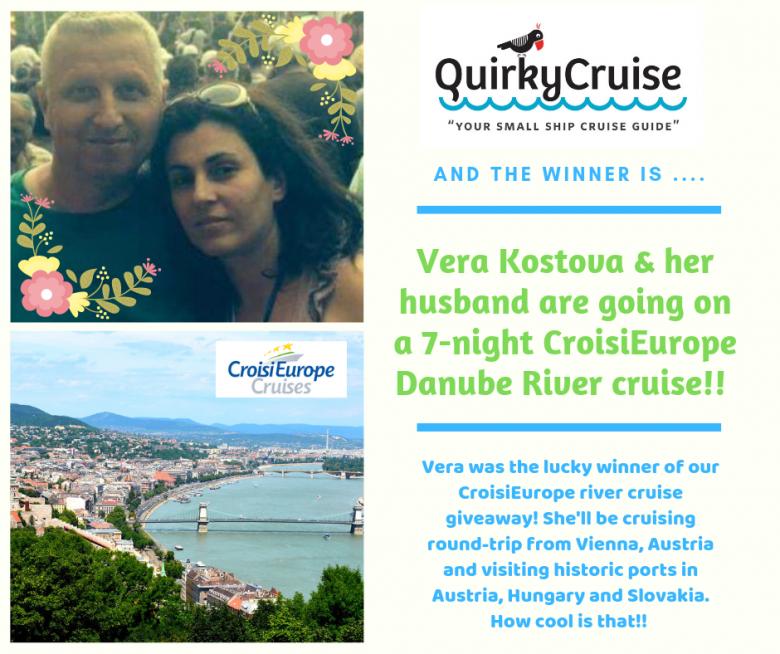 CroisiEurope Danube River Cruise Giveaway